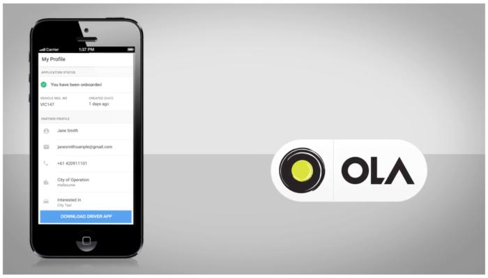 怎么注册Ola Driver 司机帐号- 附Ola注册要求材料清单和详细步骤